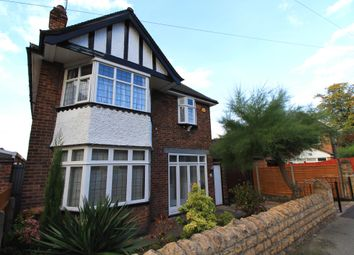 Thumbnail 4 bed detached house for sale in Girton Road, Sherwood, Nottingham