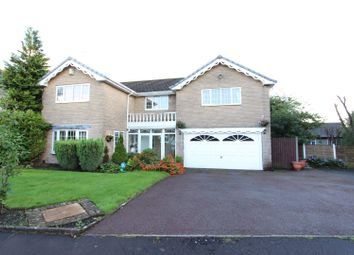 Thumbnail 5 bed detached house for sale in Lowerfold Drive, Shawclough, Rochdale