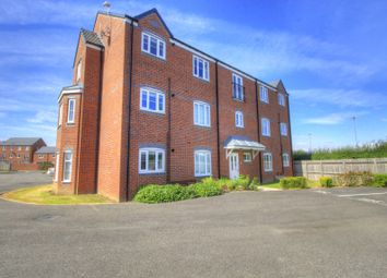 Thumbnail 2 bedroom flat for sale in Hoskins Lane, Middlesbrough