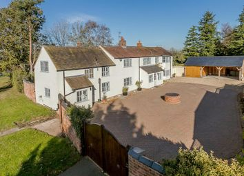 Thumbnail Detached house for sale in Frolesworth, Lutterworth, Leicestershire