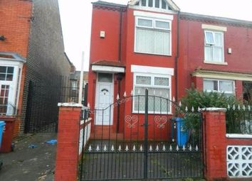 Thumbnail 3 bed semi-detached house for sale in Portland Road, Longsight, Manchester