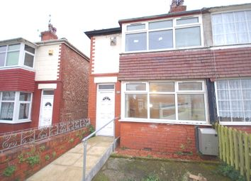 Thumbnail 2 bed end terrace house to rent in Willowbank Avenue, Blackpool