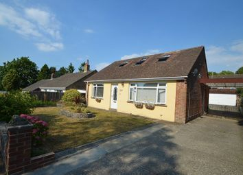 Thumbnail 4 bed detached bungalow for sale in West Mills Road, Dorchester