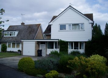 Thumbnail 3 bedroom detached house to rent in Nunsgate, Thetford