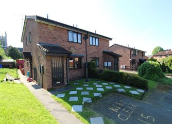 Thumbnail 1 bed flat for sale in The Cloisters, Burton-On-Trent