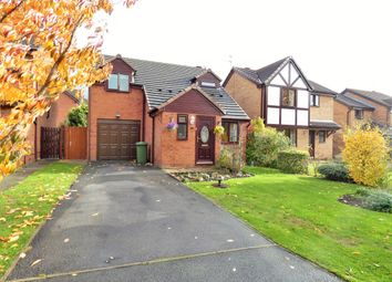 Thumbnail 3 bed detached house for sale in Elmwood Grove, Winsford