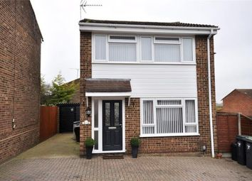 Thumbnail 3 bedroom detached house for sale in Peal Road, Saffron Walden, Essex