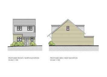 Thumbnail 3 bed detached house for sale in Warburton Road, Canford Heath, Poole