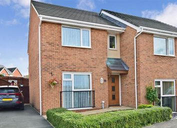 Thumbnail 2 bed end terrace house for sale in Beauchamp Drive, Newport, Isle Of Wight