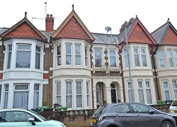 Thumbnail 5 bed terraced house to rent in Heathfield Road, Heath/Gabalfa, Cardiff