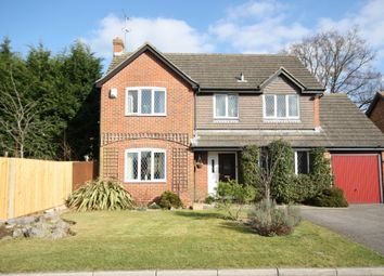 Thumbnail 4 bed detached house to rent in Forest Oaks, Horsham