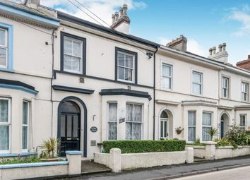 Thumbnail 3 bedroom flat for sale in Seaton, Devon