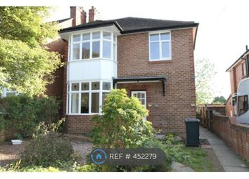 Thumbnail 1 bed flat to rent in Belle Vue, Shrewsbury