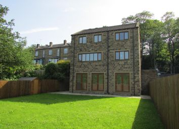 Thumbnail 6 bed detached house for sale in Woodhead Road Honley, Holmfirth, West Yorkshire