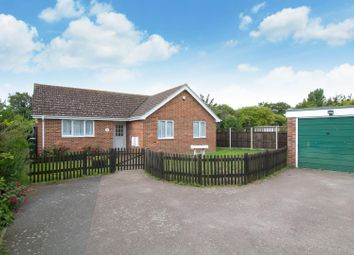 Thumbnail 3 bed detached bungalow for sale in Station Road, Dymchurch, Romney Marsh