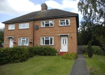 Thumbnail 4 bed semi-detached house to rent in Magna Road, Englefield Green, Egham