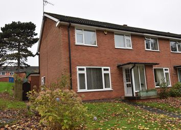 Thumbnail 3 bed end terrace house for sale in Westholme Croft, Bournville, Birmingham