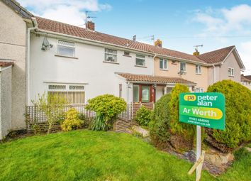 Thumbnail 3 bedroom terraced house for sale in Court Farm Road, Llantarnam, Cwmbran