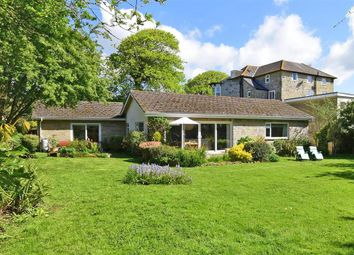 Thumbnail 3 bed detached bungalow for sale in Rectory Road, Niton, Ventnor, Isle Of Wight
