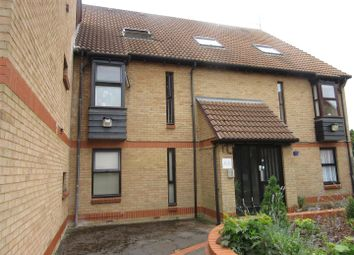 Thumbnail 1 bed flat for sale in Cobb Close, Datchet, Slough