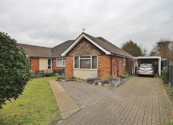 Thumbnail 3 bed bungalow for sale in Brookwood, Woking, Surrey