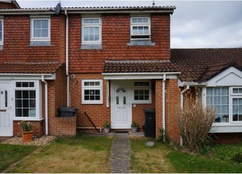 Thumbnail 2 bedroom terraced house for sale in Garsdale Close, Bournemouth