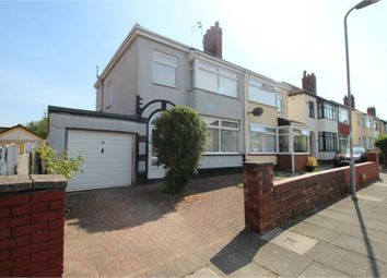 Thumbnail 3 bed semi-detached house for sale in Silverdale Drive, Liverpool, Merseyside