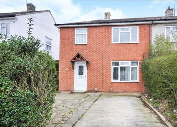 Thumbnail 3 bed end terrace house for sale in Lullingstone Crescent, Orpington, .