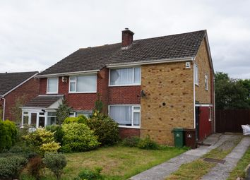 Thumbnail 3 bed semi-detached house for sale in Downham Gardens, Plymouth
