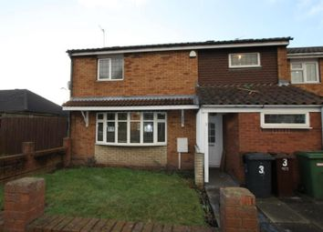 Thumbnail 4 bed semi-detached house to rent in Tadmore Close, Bilston
