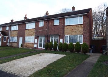 Thumbnail 2 bed end terrace house for sale in Rentain Road, Chartham, Canterbury, Kent