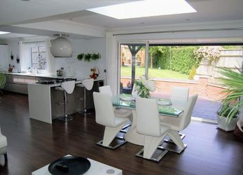Thumbnail 4 bed detached house for sale in Church Way, Weston Favell Village, Northampton