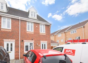 Thumbnail 3 bed end terrace house for sale in 45A Staunton Park, Kingswood, Hull