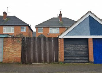 Thumbnail 3 bed semi-detached house for sale in Dixon Drive, Stoneygate, Leicester
