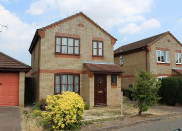 Thumbnail 3 bed detached house to rent in Richmond Road, Long Stratton, Norwich