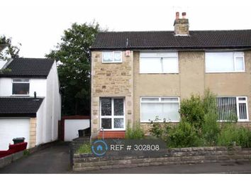 Thumbnail 3 bed semi-detached house to rent in Norwood Avenue, Shipley