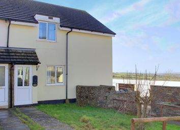 Thumbnail 3 bed end terrace house for sale in Furze Park Road, Bratton Fleming, Barnstaple