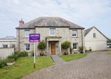 Thumbnail 5 bedroom detached house for sale in Minster Fields, Helston