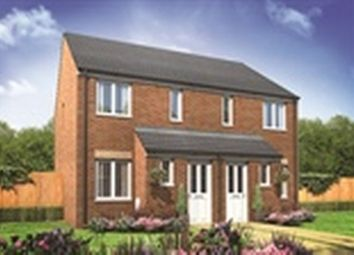 Thumbnail 2 bed semi-detached house for sale in Lincoln Road, Holdingham, Sleaford