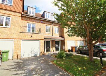 Thumbnail 3 bed terraced house to rent in Highbridge Close, Radlett