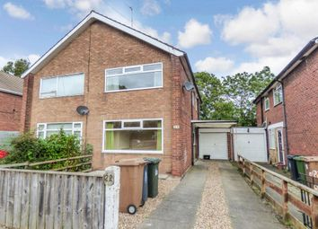Thumbnail 3 bed semi-detached house for sale in Park Drive, Forest Hall, Newcastle Upon Tyne