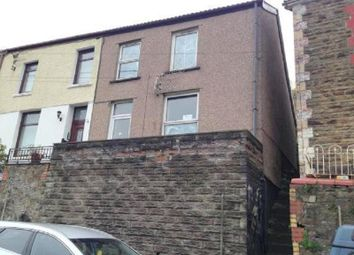 Thumbnail 2 bed end terrace house to rent in Nant-Yr-Ychain Terrace, Pontycymer, Bridgend.