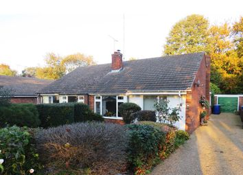 Thumbnail 2 bed bungalow to rent in Moulton Avenue, Kentford, Newmarket