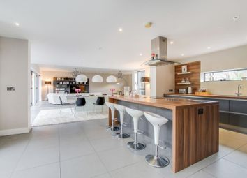 Thumbnail 5 bed detached house for sale in Tranby Lane, Swanland, North Ferriby