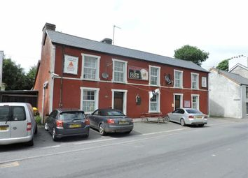 Thumbnail 7 bed property for sale in Station Road, Tregaron