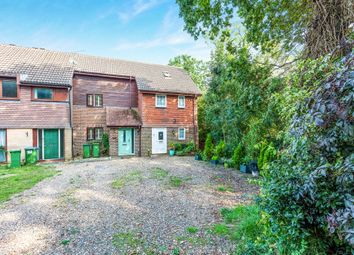 Thumbnail 3 bedroom end terrace house for sale in Peverel Road, Ifield, Crawley