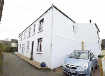 Thumbnail 3 bed end terrace house for sale in Wesley Terrace, Hartland, Devon