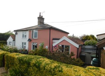 Thumbnail 2 bed semi-detached house for sale in Mill Cottages, Stowupland