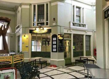 Thumbnail Retail premises for sale in Victoria Arcade, Union Street, Ryde