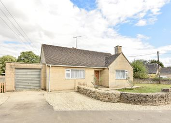 Thumbnail 2 bed detached bungalow for sale in North End, Ashton Keynes, Swindon